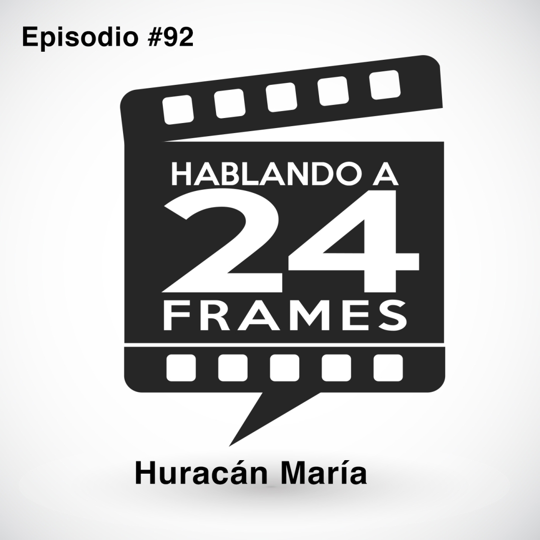 banner huracan maria