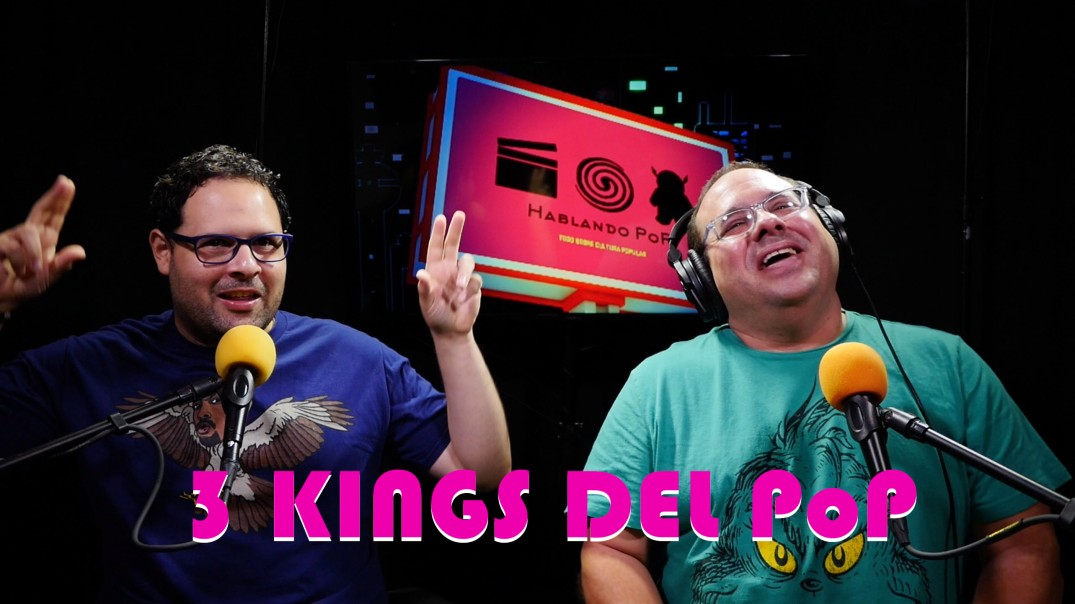 3 kings pop portada